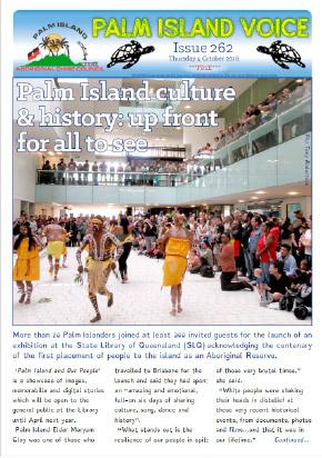 Palm Island Voice